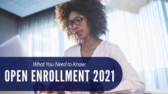 Open enrollment 2021 for white coats