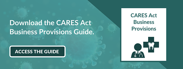 CARES Act Business Provisions CTA