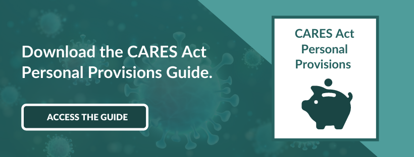 CARES Act Individual CTA
