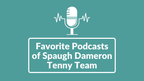 Favorite Podcast of the SDT team