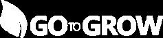 Gotogrow logo white