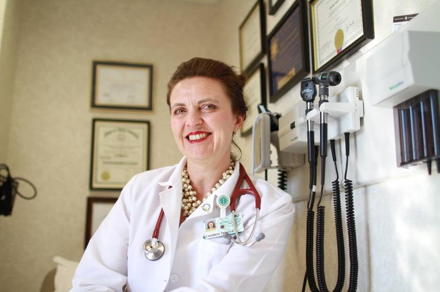Motherhood Medicine and Mayhem