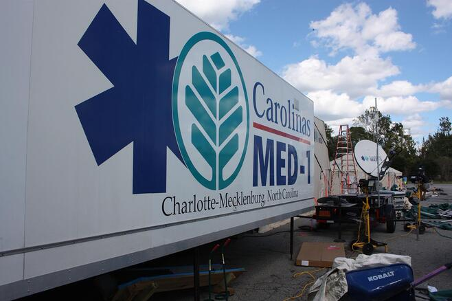 Carolinas Med-1 Response Vehicle