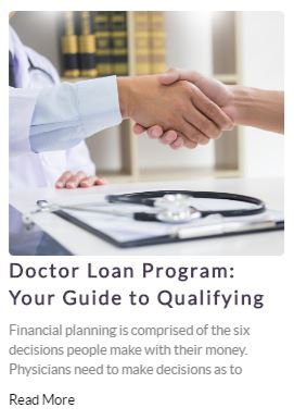 Doctor Loan Program: Your Guide to Qualifying