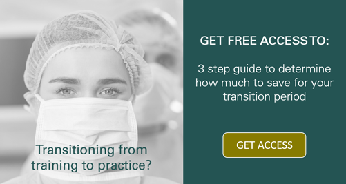 Saving for Physician Transition