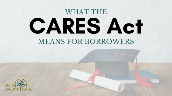 Student Loans CARES act-1