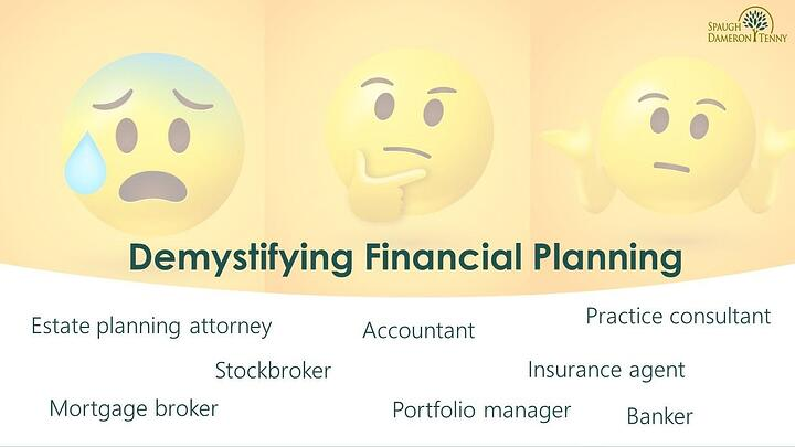 Demystifying Financial Planning